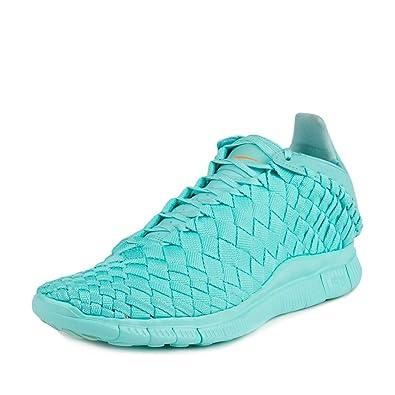 huge discount f98e2 02e17 Nike Free Inneva Woven Tech SP - Light Aqua Light Aqua-Kumquat Trainer Size
