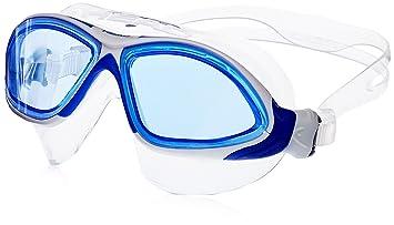 Head Horizon Clear/White/Blue/Blue 2018 Schwimmbrillen DMu6u