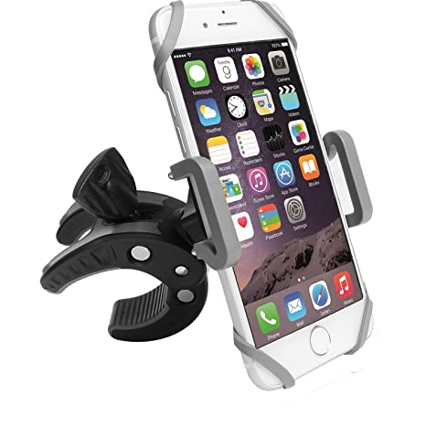 mblai moto teléfono soporte soporte para bicicleta, motocicleta, 360 Degree giratorio soporte de teléfono