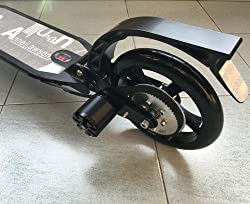 L-Faster Electric Skateboard Truck and Wheel