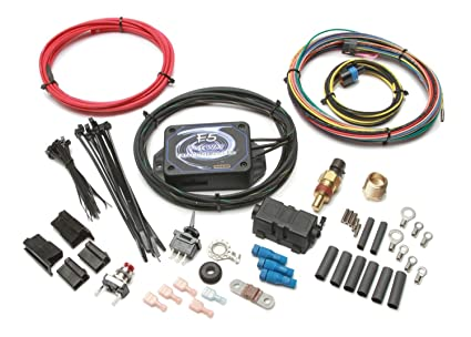 amazon com painless 30140 dual fan controller automotive rh amazon com Painless Wiring Kits painless wiring dual fan controller