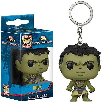 Amazon.com: Hulk [Casual]: Funko bolsillo Pop. X Thor ...