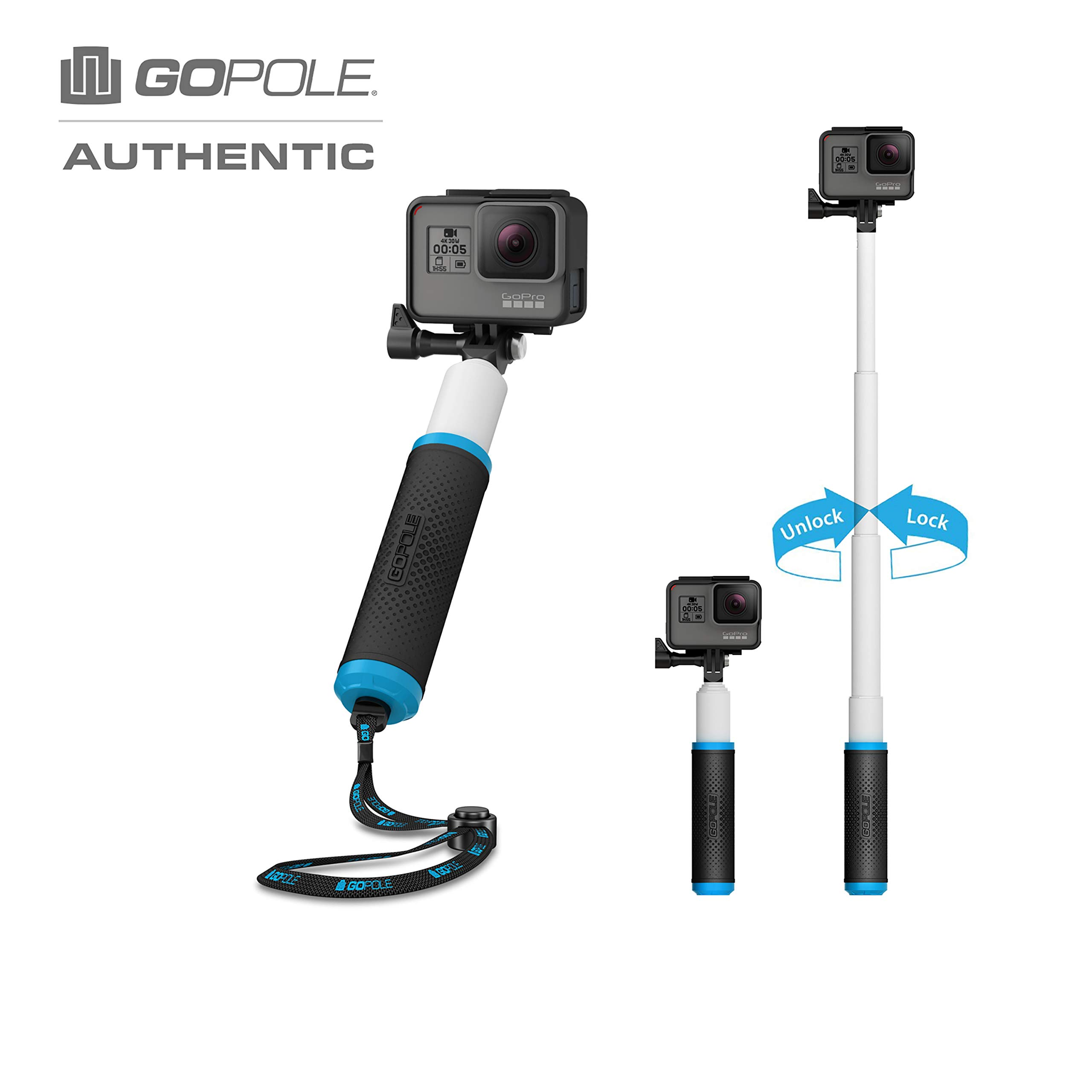 Reach Mini - 7-21'' Extension Pole for GoPro HERO7/6/5/4/3, GoPro Fusion, Osmo Action