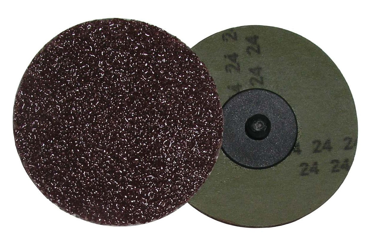 Shark Shark 13226 2-Inch Aluminum Oxide Mini Griding Discs, Pack-25, Grit-24