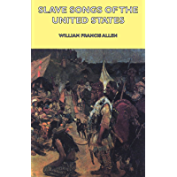 Slave Songs of the United States book cover