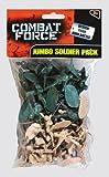 Halsall Combat Force Soldaten, große Packung