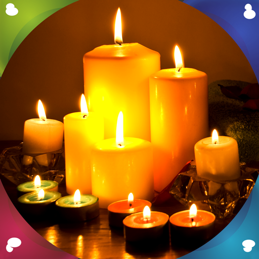 Magic Candles Live Wallpapers -