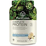 PlantFusion Complete Plant Based Pea Protein Powder, Non-GMO, Vegan, Dairy Free, Gluten Free, Soy Free, Allergy Free w/Digest