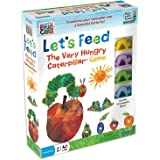 Briarpatch The World of Eric Carle Let's Feed The Very Hungry Caterpillar Counting Cards Kids Game, Fun For Preschool Children Ages 3 & Up, Brown