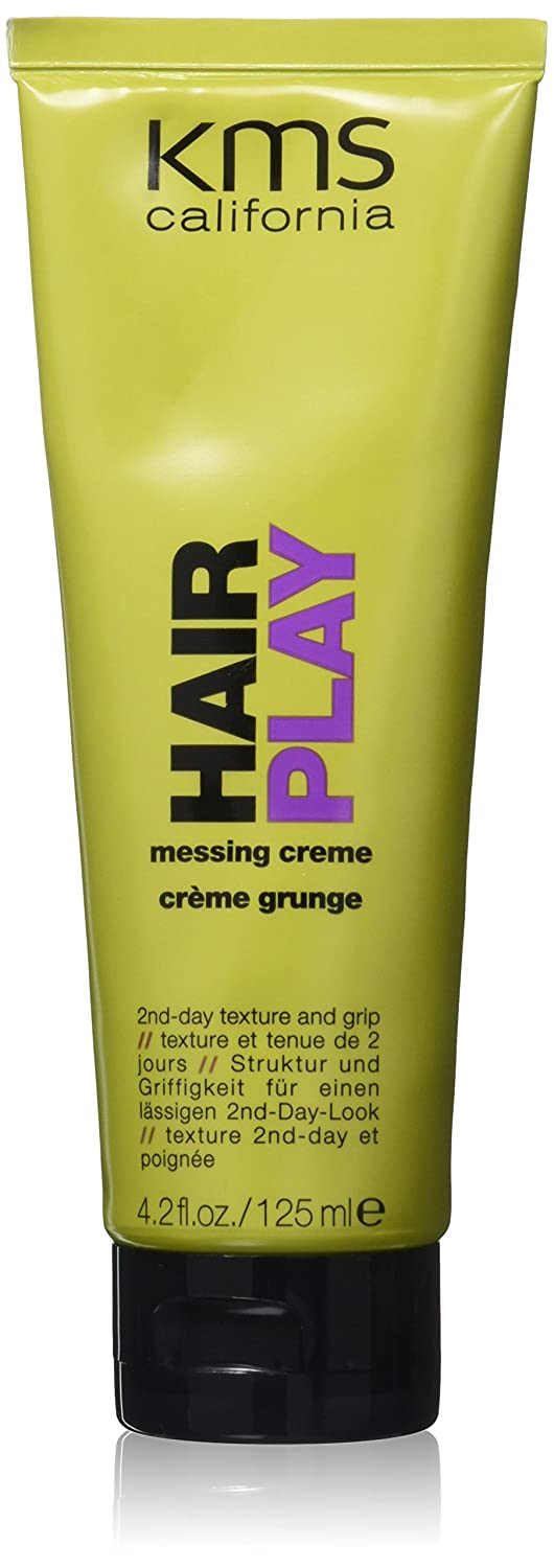 KMS california hairplay messing cream 4.2oz 4044897355221