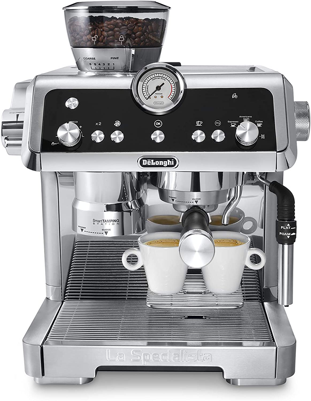 DeLonghi EC9335.M Cafetera automática, 2 Cups, plástico: Amazon ...