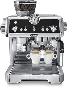 DeLonghi La Specialista Espresso Coffee Machine, Silver, EC9335M
