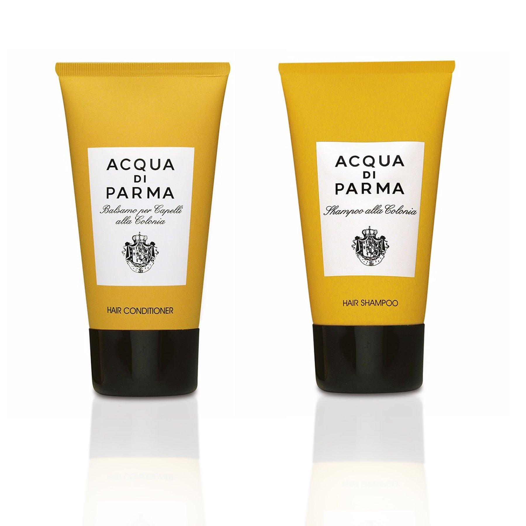 Acqua di Parma Colonia Shampoo and Conditioner Set - 5 Fl Oz/150 ml each