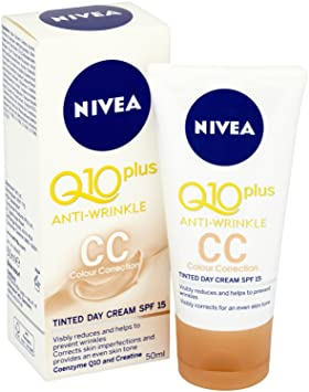 nivea q10 plus anti wrinkle