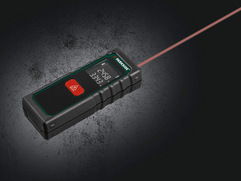 Kaleas Profi Laser Entfernungsmesser Ldm 500 60 Preis : Parkside laserentfernungsmesser entfernungsmesser distanzmesser