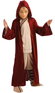 the last airbender childs hooded cloak costume large