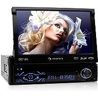 Auna mvd-180Bluetooth Radio de coche reproductor de DVD