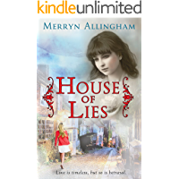 House of Lies: A Time Travel Mystery Romance