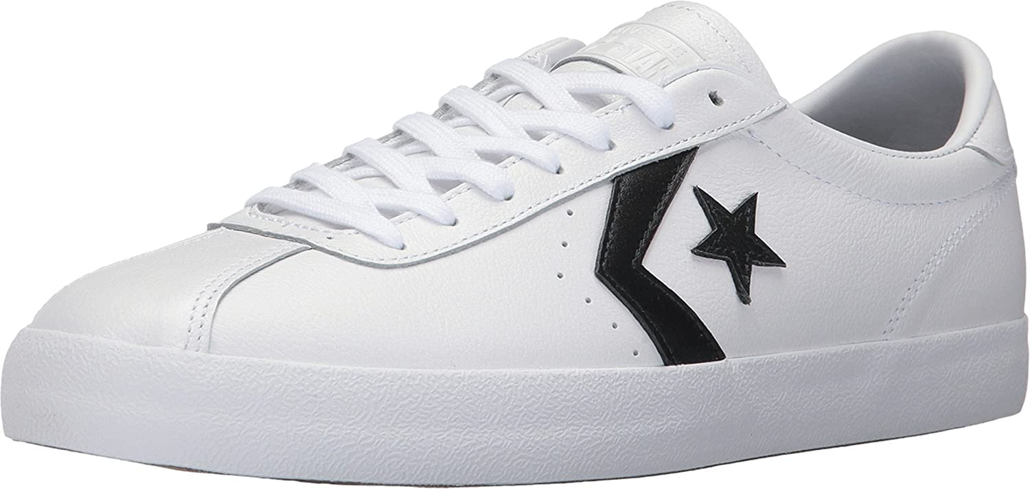 Converse Breakpoint Ox B01NALKCVG 4.5 M US|Optical White