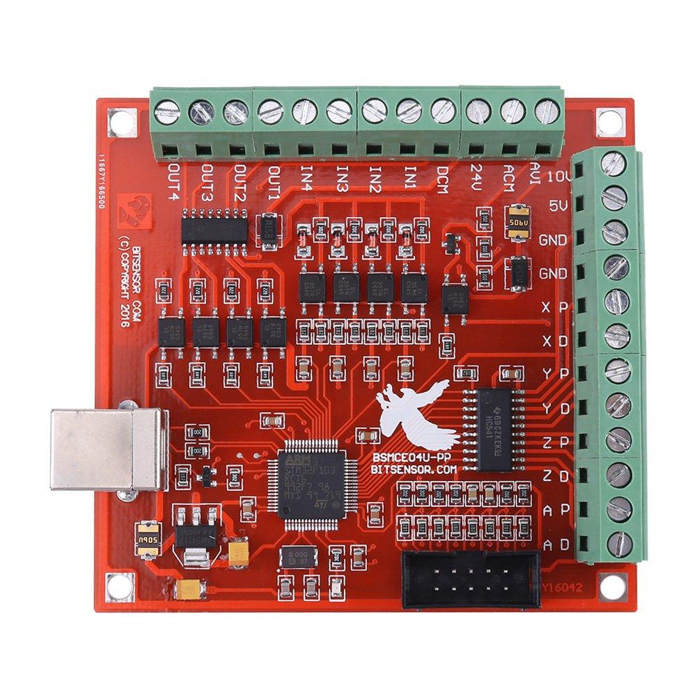 MACH3 USB Tarjeta de Controlador de Motor Paso a Paso Tarjeta de Interfaz para Grabado CNC