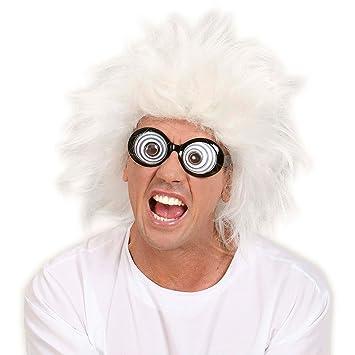 El profesor inventor de maestros de la peluca gris inventor profesor de la peluca de la