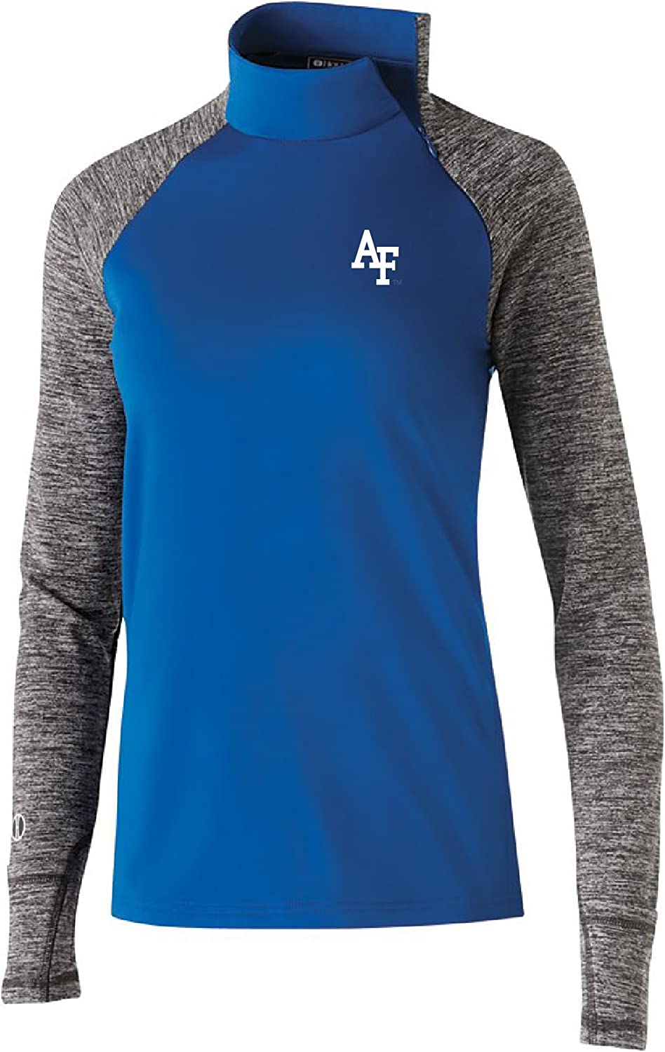 Ouray Sportswear Adult-Women Affirm Pullover Royal//Carbon Large