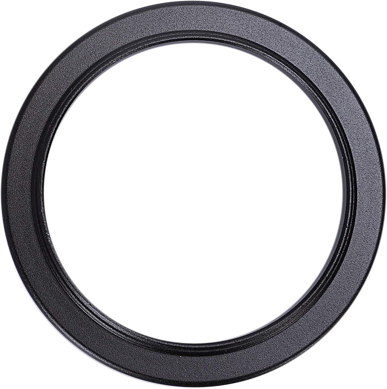 Semoic 49mm Mount Standard Metal Lens Hood for Canon Nikon Pentax Olympus