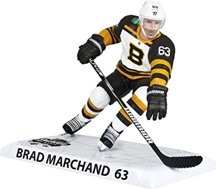 NHL Figures - Limited Edition Winter Classic - Boston Bruins -Brad Marchand Player Replica - 6