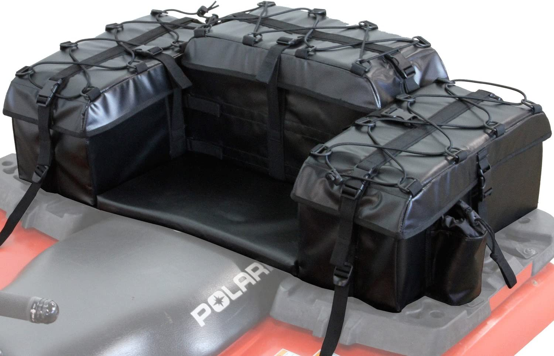 ATV Tek Arch Series Black Padded Bottom Bag