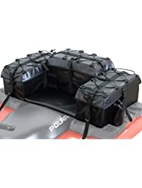 ATV Tek ASPBBLK Arch Series Black Padded Bottom Bag