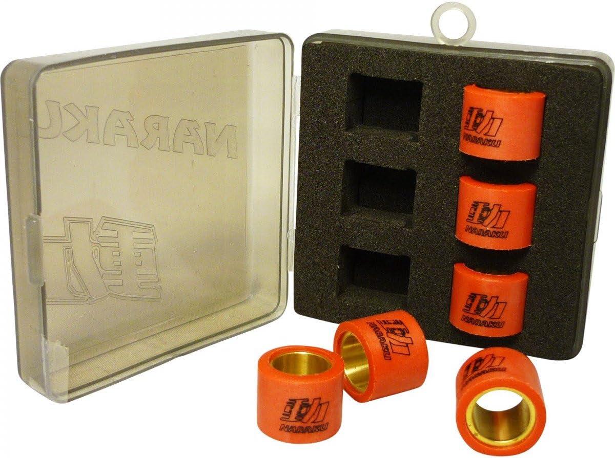 6,0g Variomatikgewichte Naraku HD Heavy Duty 15x12mm
