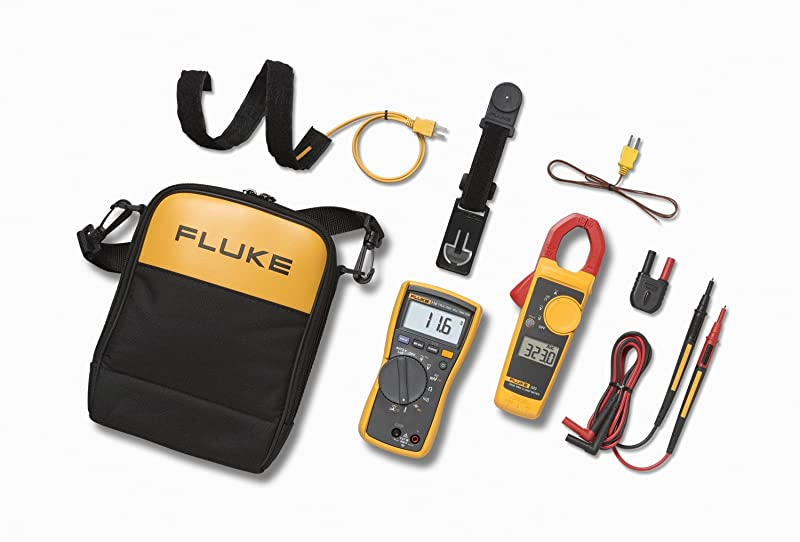 FLUKE 116 KIT HVAC Multimeter  Combo Kit