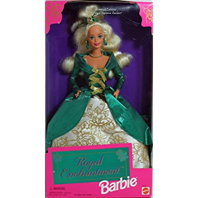 Mattel Barbie Limited Edition Evening Elegance Series Royal Enchantment: Toys & Games