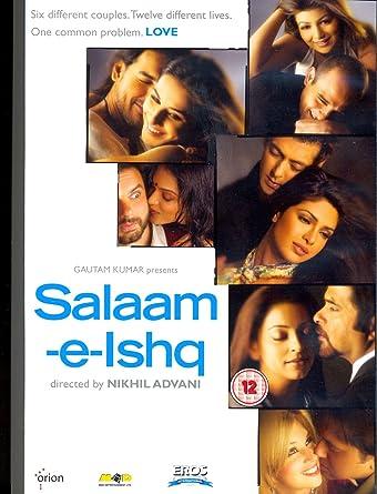 Amazon Com Salaam E Ishq Salman Khan Priyanka Chopra Nikhil