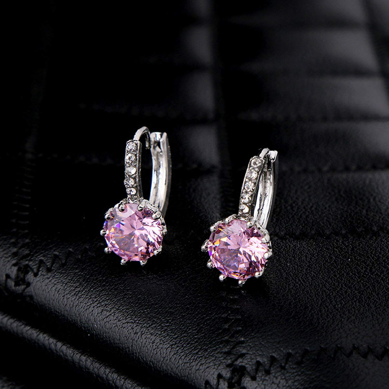 ABIGAIL READ Women Earring Fashion Cz Zircon Element Stud Earrings for Women