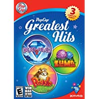 PopCap Greatest Hits - Bejeweled 2, Peggle, Zuma - PC/Mac