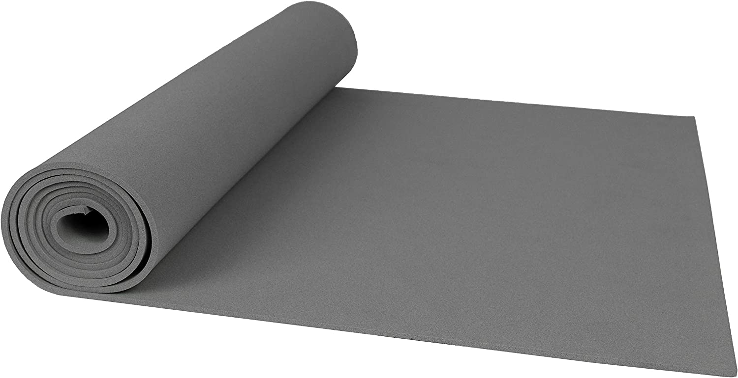 Xcel Pure Epdm Sponge Rubber Sheet 60 X 17 X 1 8 Thick Amazon Com