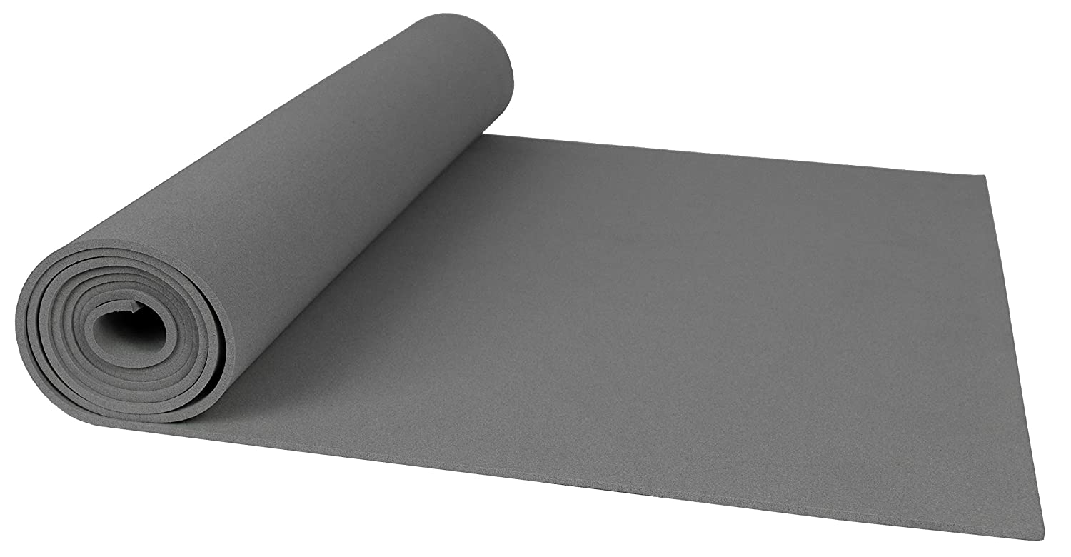 XCEL Pure EPDM Sponge Rubber Sheet 60 x 17 x 1 8 Thick