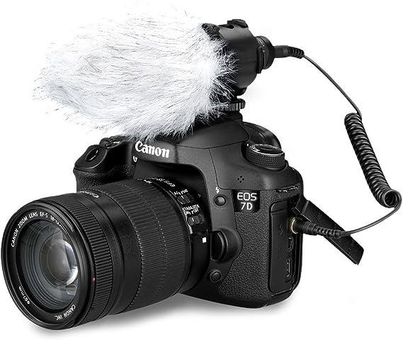 Boya BY-PVM50 Estéreo X / Y Direccional Microfono de Condensador ...
