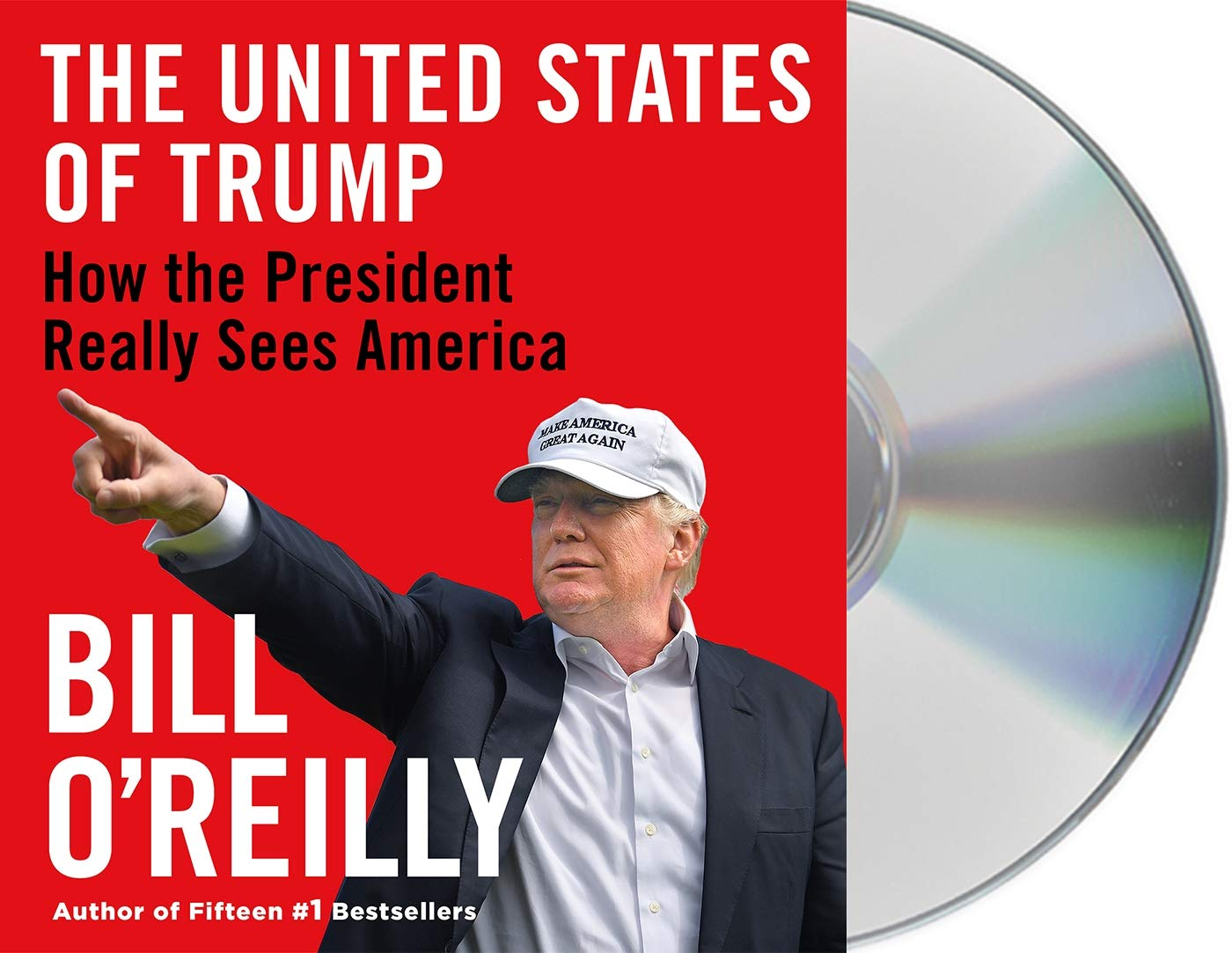 The United States of Trump: How the President Really Sees America by Macmillan Audio
