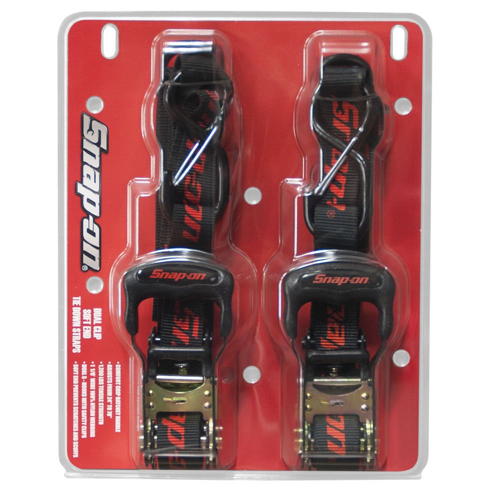 Snap-on 19544P-SNAP Ratchet Tie Down (Pack of 2) EK USA