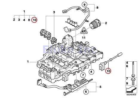 bmw 328i transmission diagram