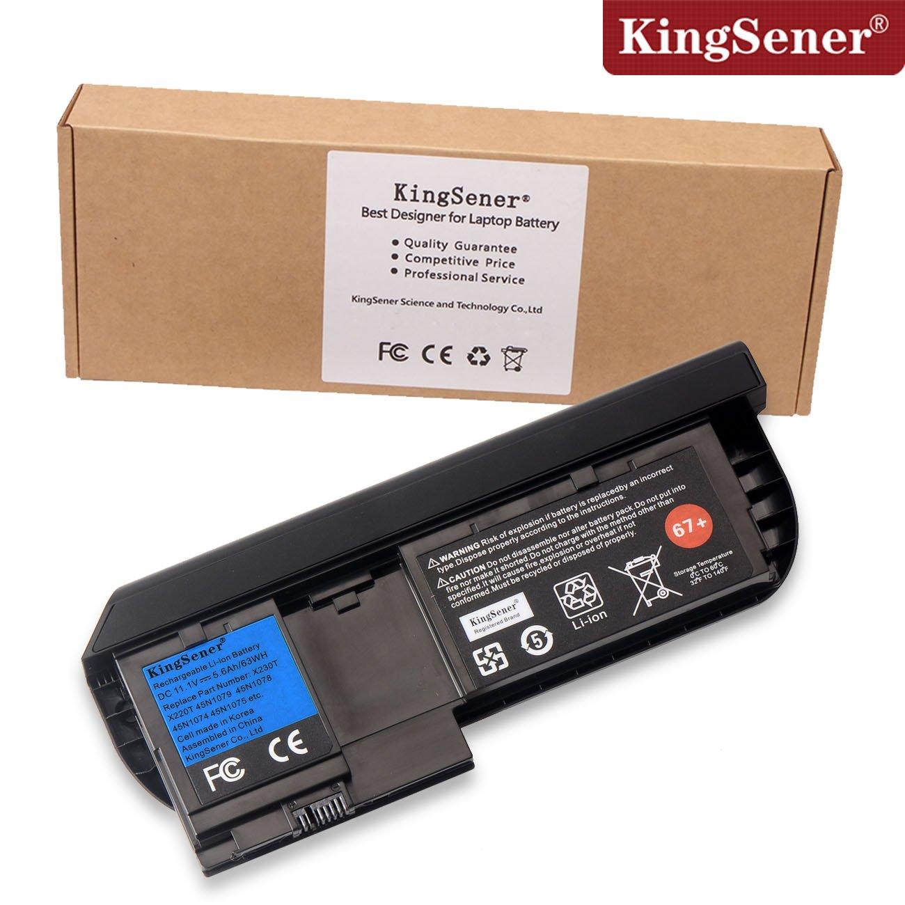 Bateria X230t Para Lenovo Thinkpad X230t X220t 0a36316 0a36317 45n1076 45n1077 45n1074 45n1075 45n1078 45n1079 5600mah