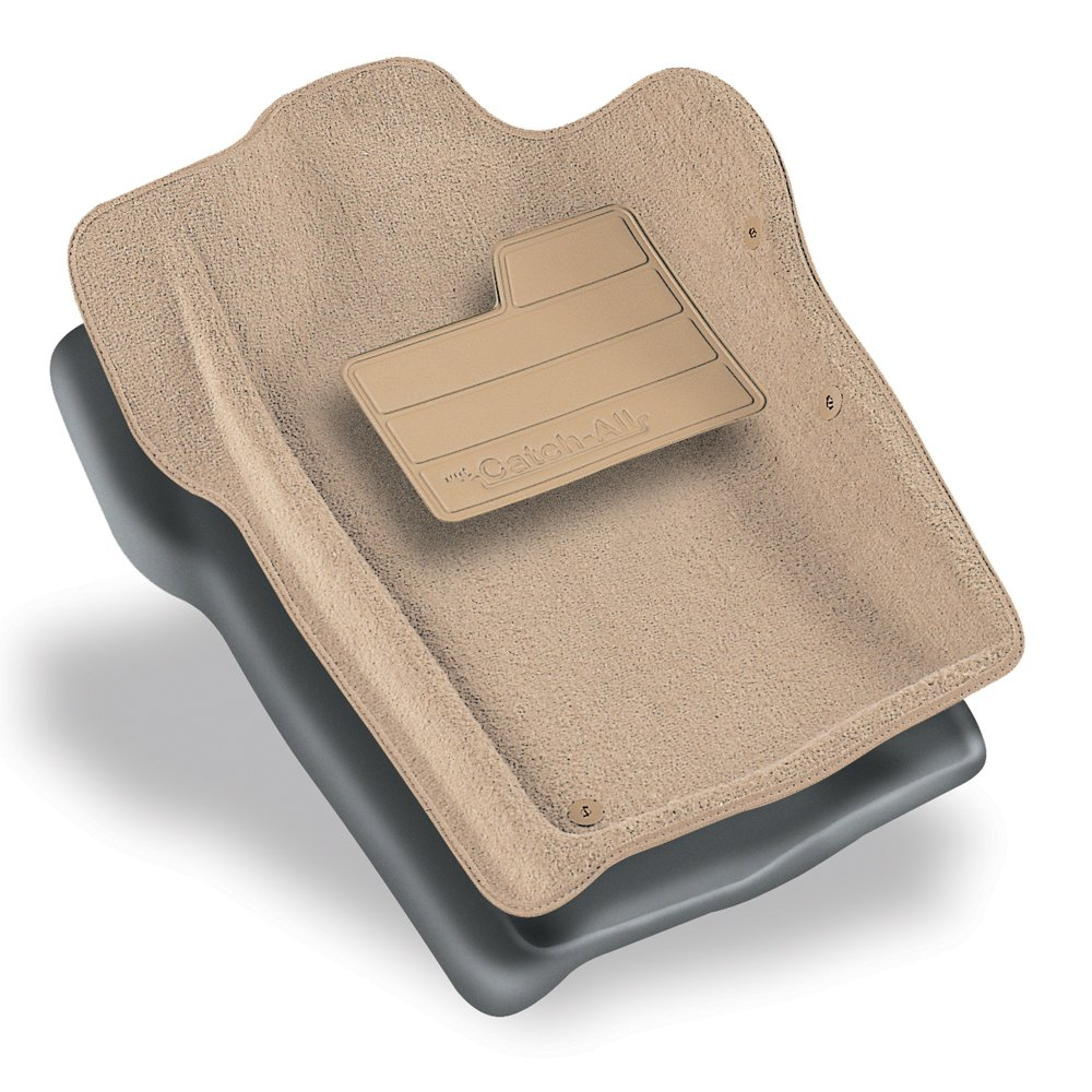 Set of 2 Lund 799941 Catch-All Beige Front Floor Mat