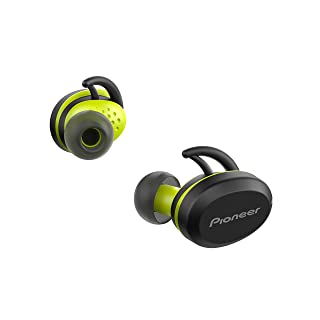 パイオニア Pioneer 完全ワイヤレスイヤホン Bluetooth対応 左右分離型 マイク付き イエロー SE-E8TW(Y) 【国内正規品】