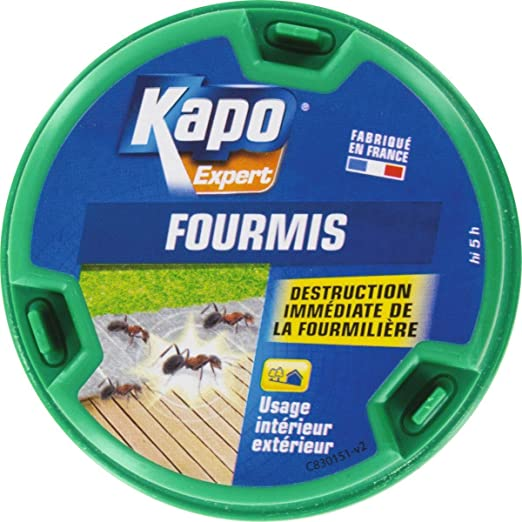 Tube Appât anti-fourmis - 8 Gr - KAPO