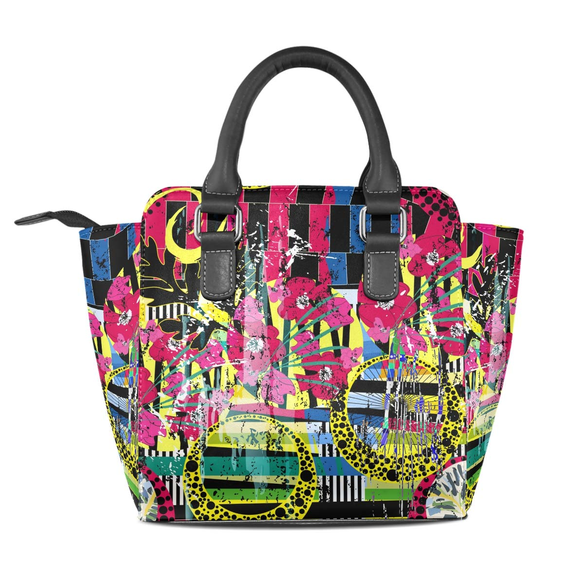 FANTAZIO FANTAZIO FANTAZIO , Damen Tote-Tasche multi Einheitsgröße B07Q2YPCBP Shopper Großer Räumungsverkauf e14b80