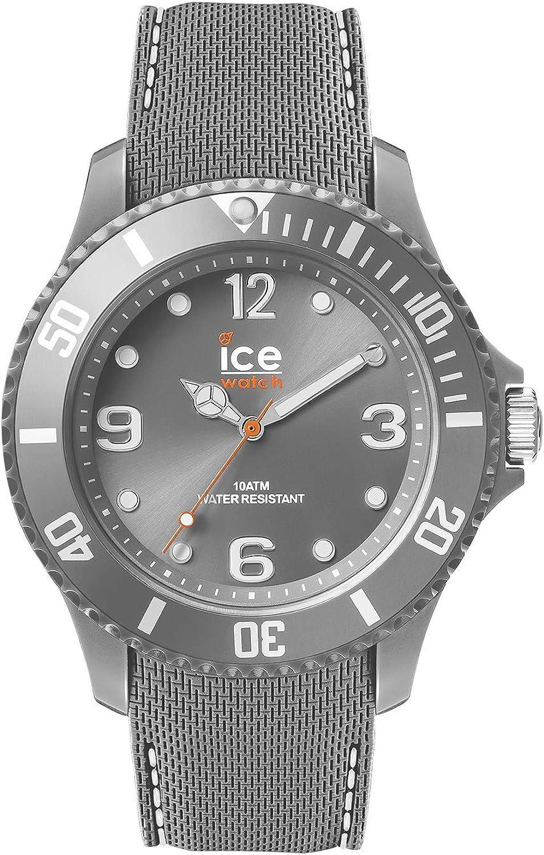 Ice-Watch - ICE sixty nine Smoke - Reloj grigio para Hombre con Correa de silicona - 013620 (Large)