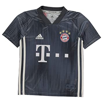 huge selection of 884fd 9ad34 adidas 2018-2019 Bayern Munich Third Football Soccer T-Shirt ...