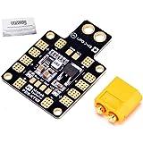 Matek XT60 PDB Power Distribution Board 5V 12V BEC Output Support 6 ESC for X or H Design by Crazepony-UK